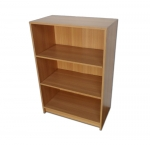 Duet Medium Home Office Bookcase with 2 Shelves