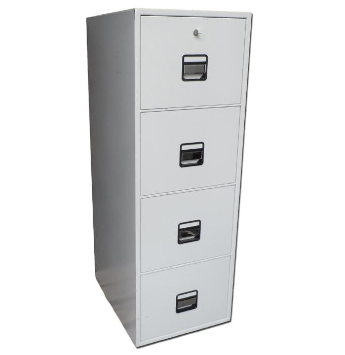 Phoenix 2224 4 Drawer 90 Minute Fire Proof Filing Cabinet
